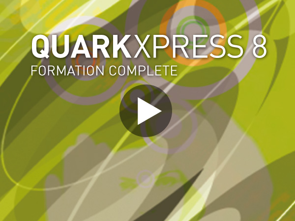 Tutoriel QuarkXPress 8