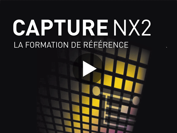 Tutoriel Nikon Capture NX 2