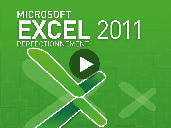 Tutoriel Microsoft Excel 2011 : Perfectionnement