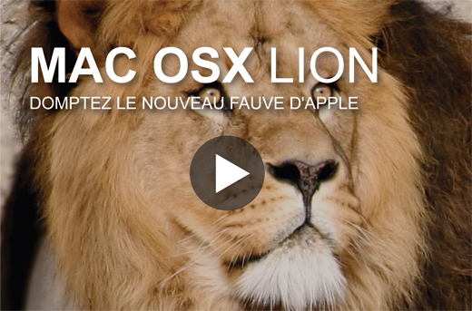 Tutoriel Apple Mac OS X Lion