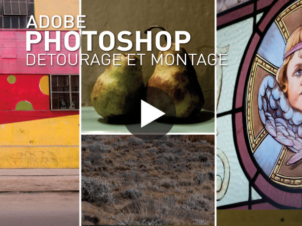 Tutoriel Adobe Photoshop CS5 : Détourage et Montage