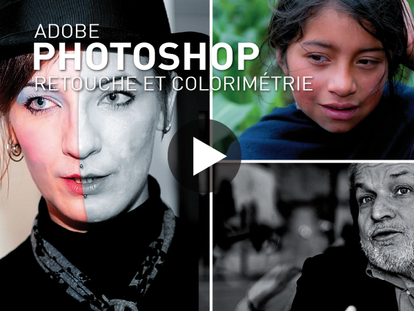 Tutoriel Adobe Photoshop CS5 : Retouche et Colorimétrie