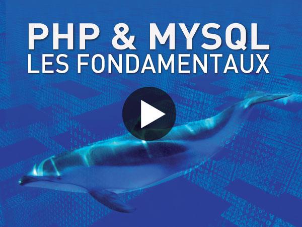 Tutoriel PHP et MySQL : Fondamentaux