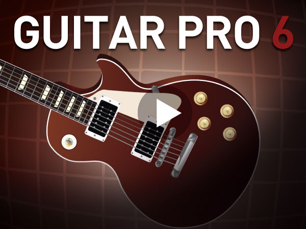 Tutoriel Guitar Pro 6