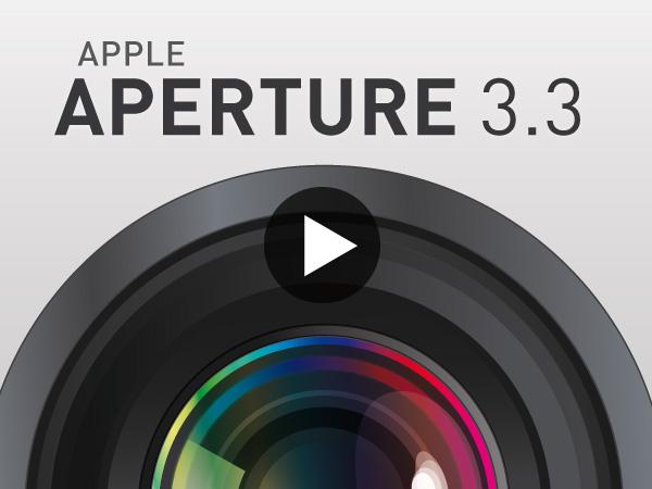 Tutoriel Apple Aperture 3.3