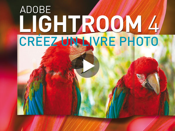 Tutoriel Adobe Lightroom 4 : Créez un Livre Photo