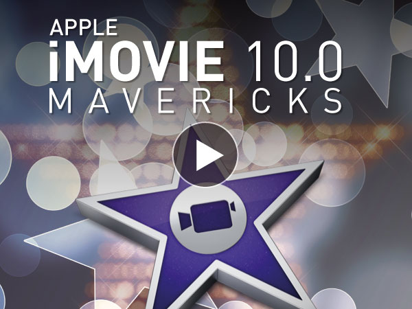 Tutoriel Apple iMovie 10 Mavericks