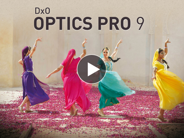 Tutoriel DxO Optics Pro 9