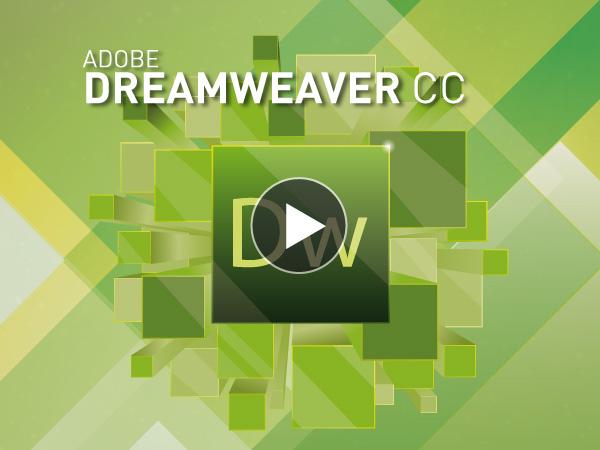 Tutoriel Adobe Dreamweaver CC